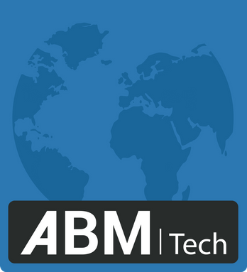 Logo ABM Tech GmbH - Your Partner for electrical installations worldwide